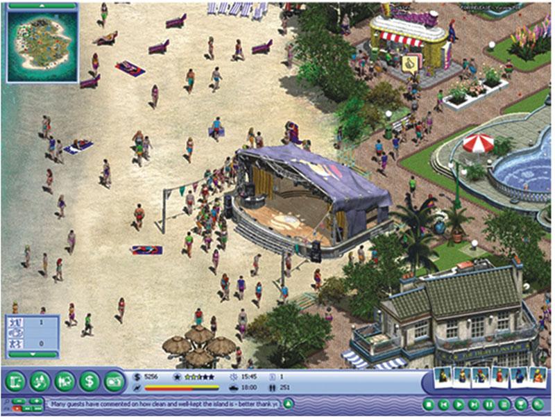 beach life game
