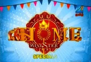 HomeMinster Pongal Special ZeeTamil Tv Pongal Special Program Shows 14-01-2014