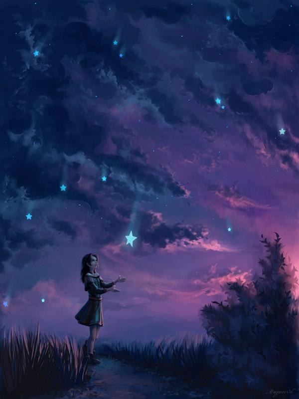 Забудь что звёзды далеко достань до них своей рукой