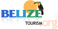 The Belize tourism board official website logo
