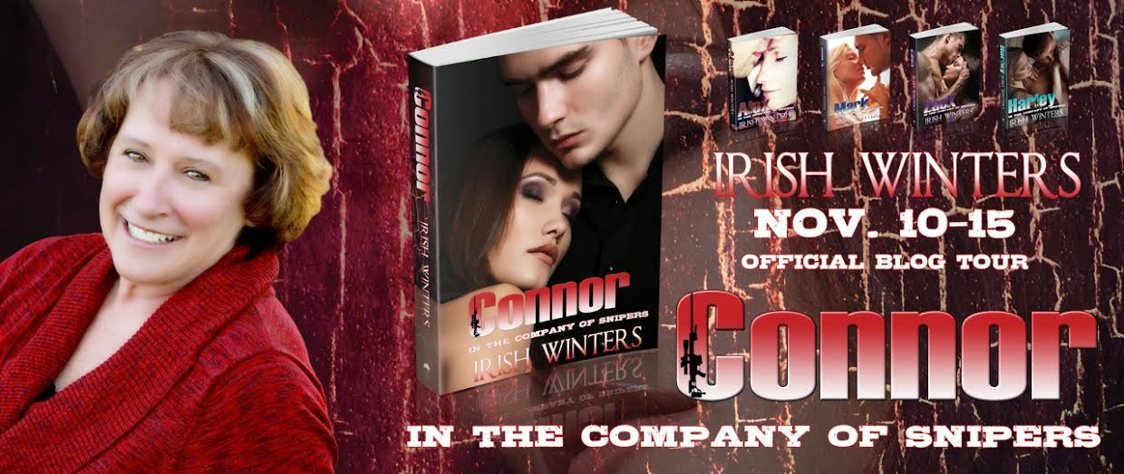 CONNOR Blog Tour & Giveaway