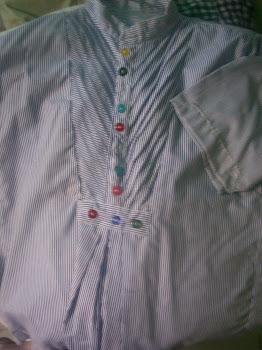 vendo o alquilo camisa tonosieña