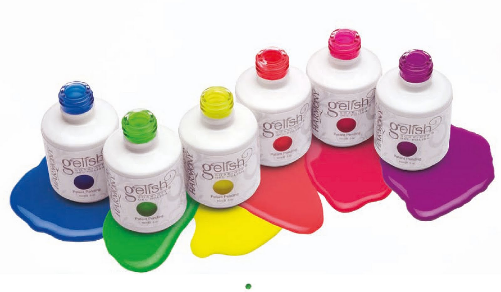 Gelish rio neon collection i heart cosmetics there has been an exciting development in gelish and as you can see from the pic above they will so be available in glorious neon colours geenschuldenfo Images