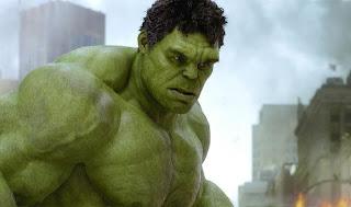 el increible hulk en los vengadores 2012