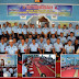 Anggota Lanud Surabaya Laksanakan Doa Bersama