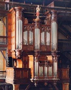 L'orgue de Saint Jean de Luz