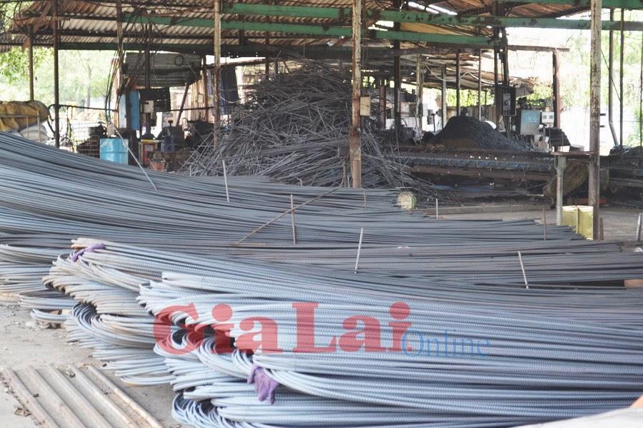 Làm gì để vực dậy ngành vật liệu xây dựng Gia Lai? - Nhà máy hoạt động cầm chừng (2)