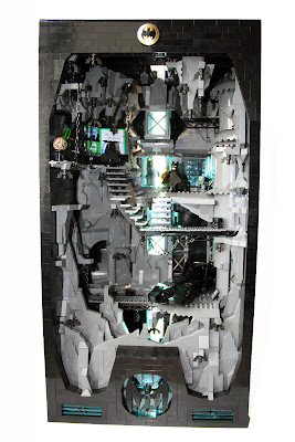 Lego Batman Batcave Seen On www.coolpicturegallery.us