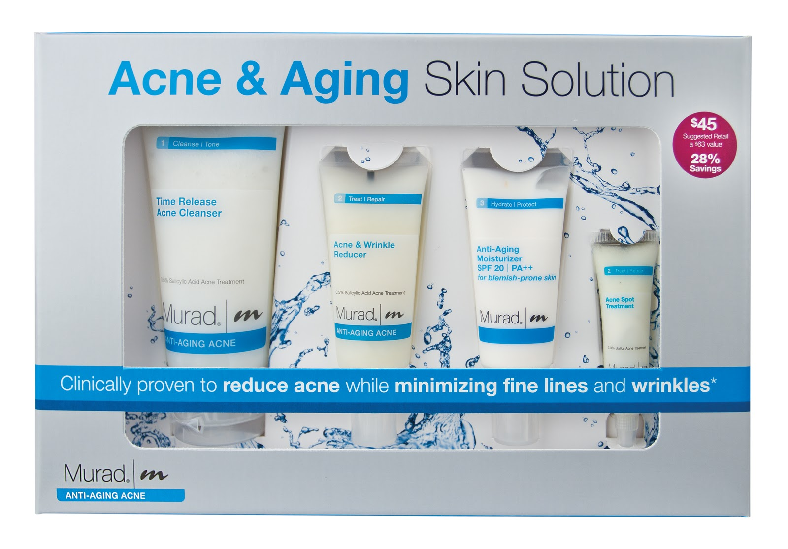 acne adult solution