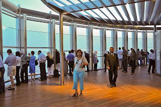 Top Floor - Burj Khalifa