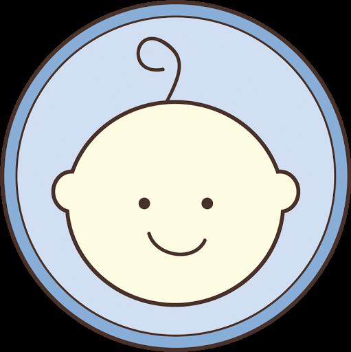 Etiqueta de bebe