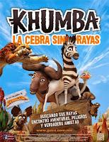 Khumba, la cebra sin rayas (2013)