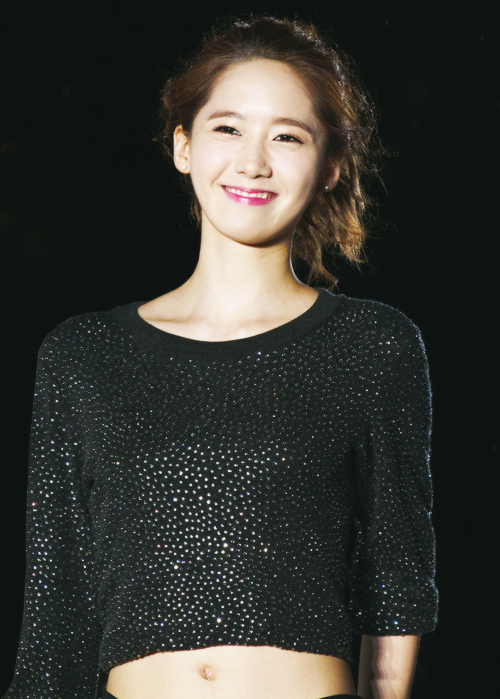2013 SNSD YOONA PURE SMILE PHOTO