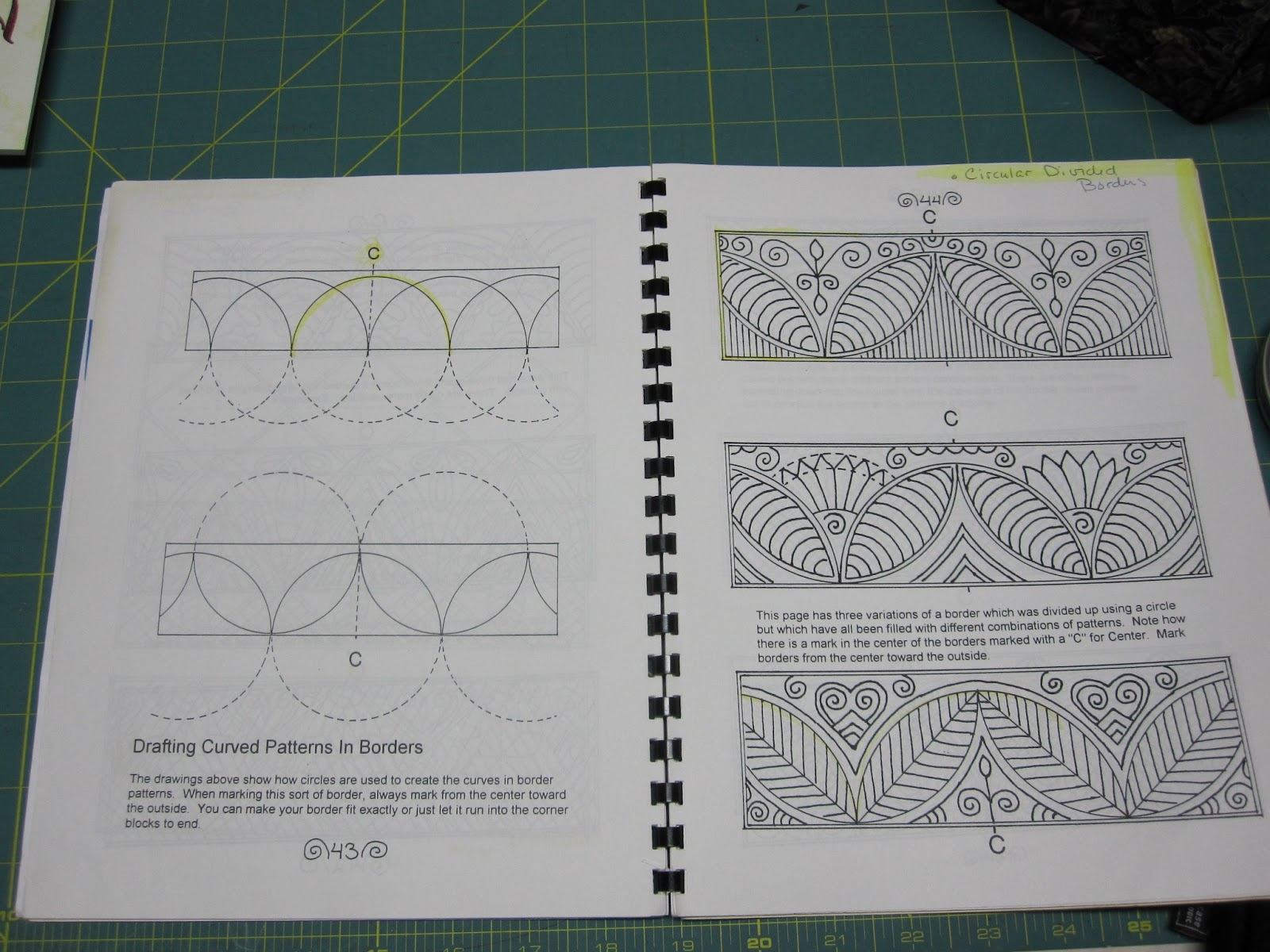 A Way of Seeing: The Welsh Quilting Pattern and Design Handbook... A ...