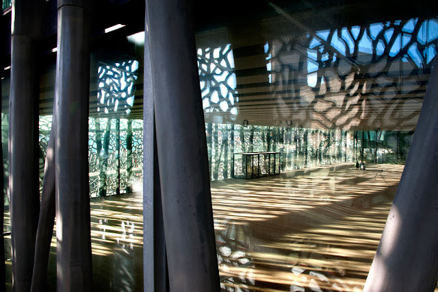 Rudy Riccioti, MuCEM, Marceille - Photo by Lisa Ricciotti