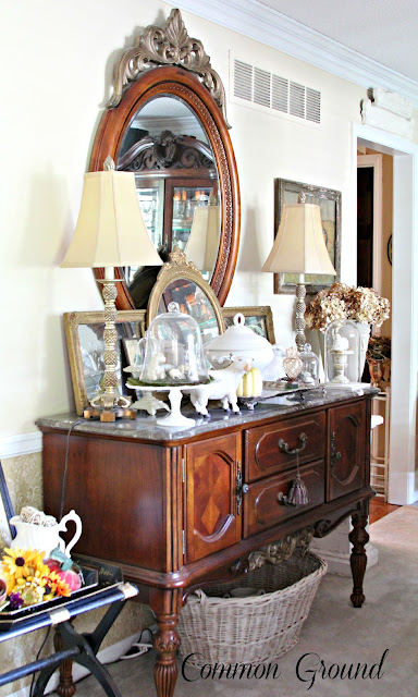 IMG 1143+2 Vintage inspired French Country home tour