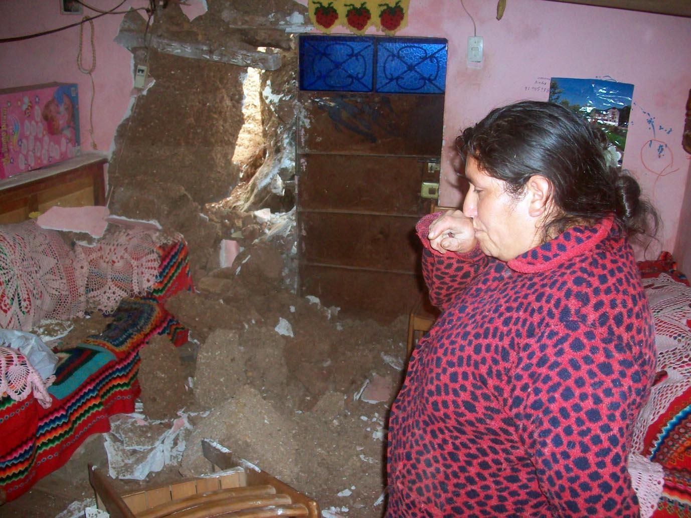 Prensa huariaca roca sorprende a familia cuando estaban for Familia roca
