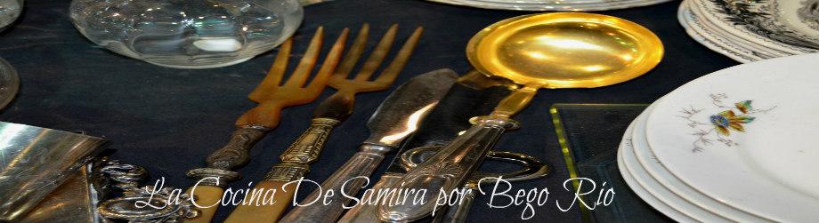 La cocina de Samira