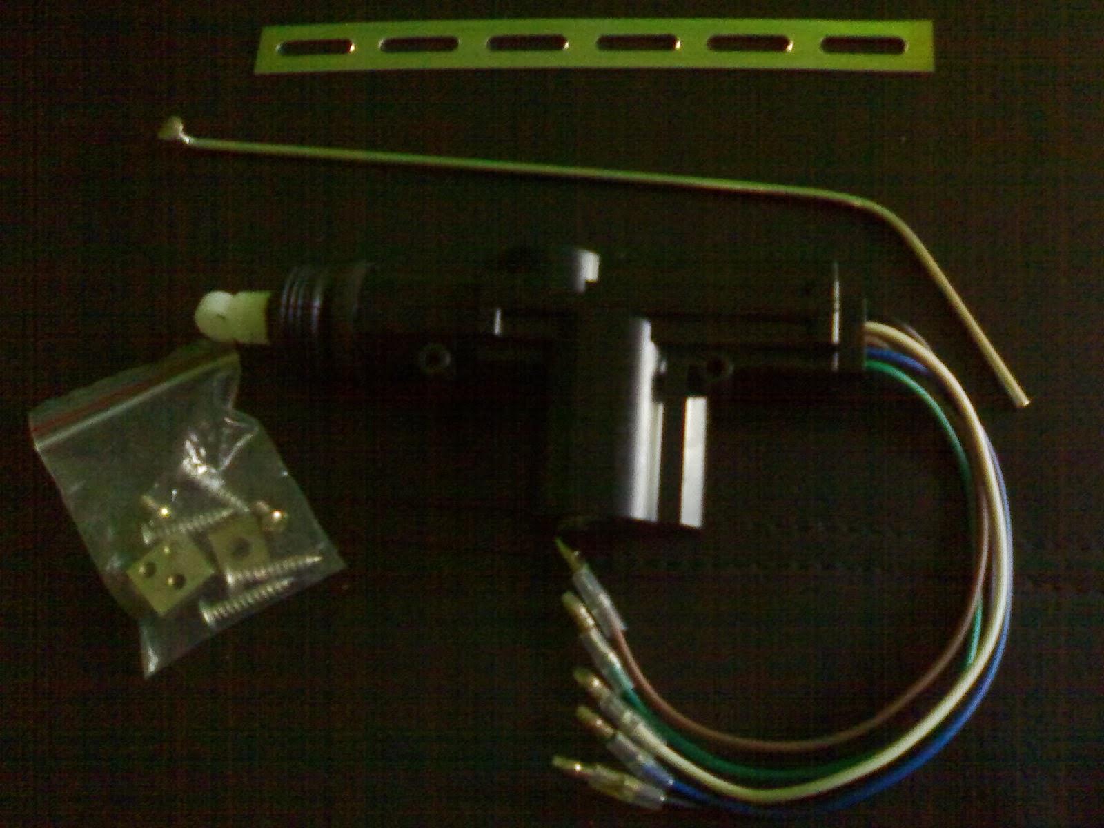Master Central Lock (5 Kabel)