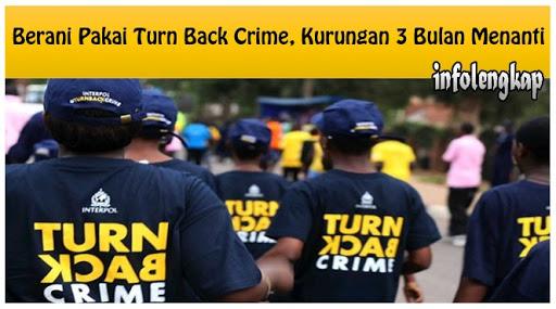 baju turn back crime