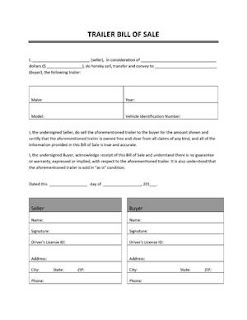 Truck Transport Business Plan Template