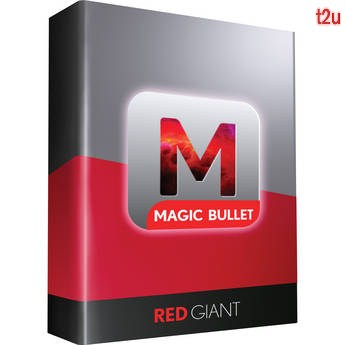 Red giant magic bullet suite full version with crack patch free