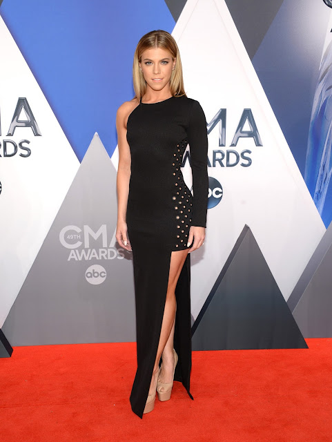 Soundtrack, Actress, Musical artist @ Kimberly Perry - 49th Annual CMA Awards in Nashville