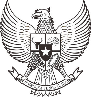 Download Lambang Burung Garuda