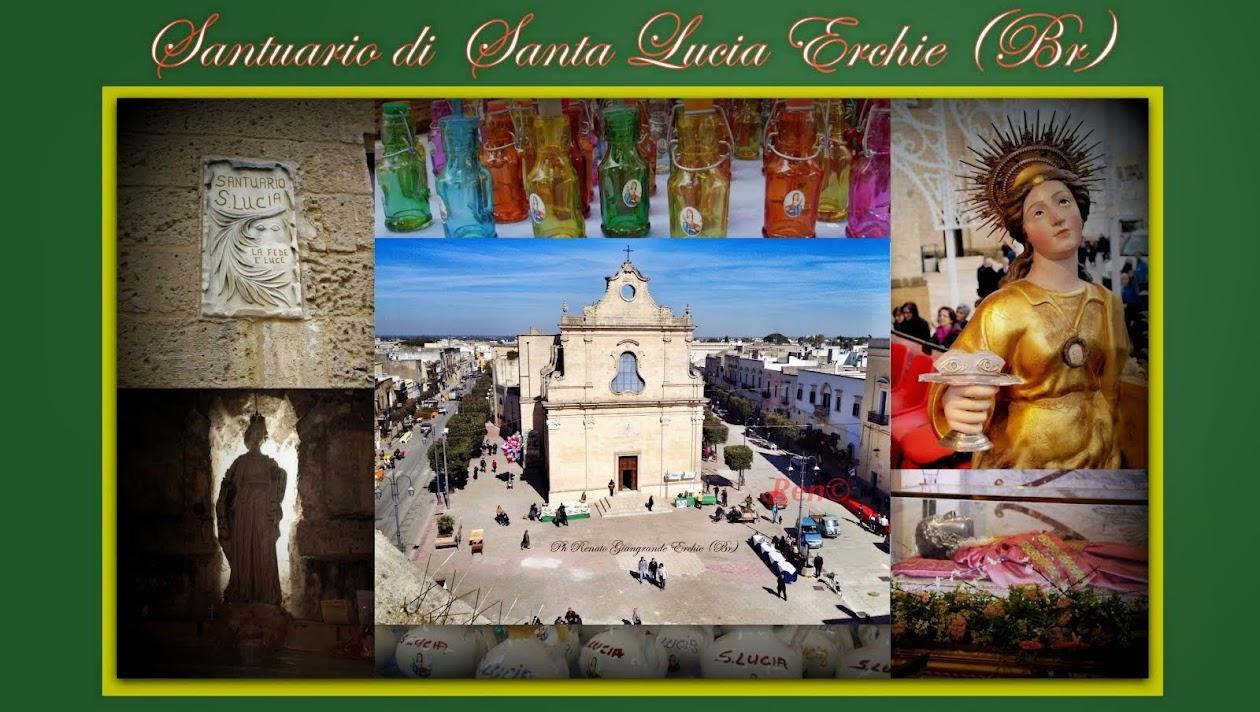 Santuario Santa Lucia Erchie