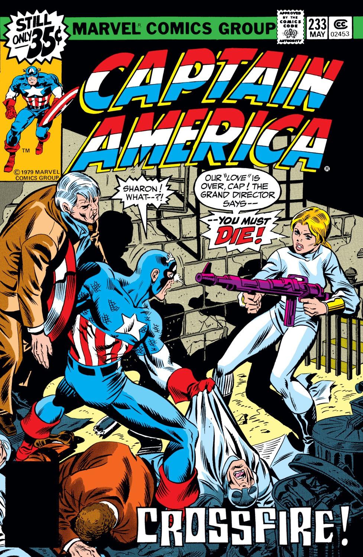 Captain America (1968) Issue #233 #148 - English 1