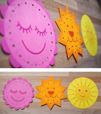 tarjetas decorativas niños