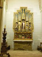 Retablo de San Sebastian