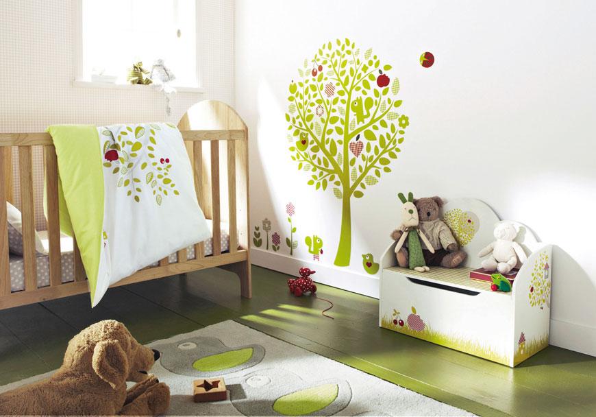 Ubicacion Baño Feng Shui:Feng Shui en Español: Feng Shui para la Habitación del Bebé