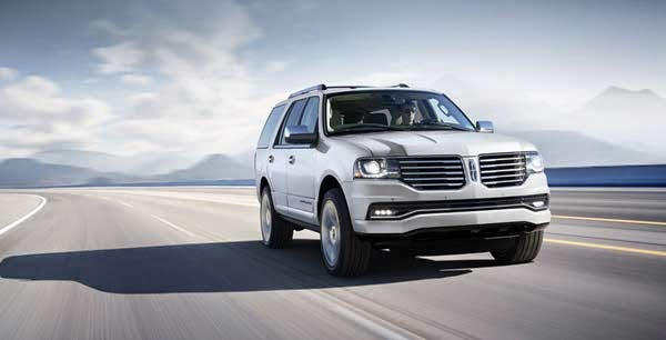 New 2015 Lincoln Navigator Concept