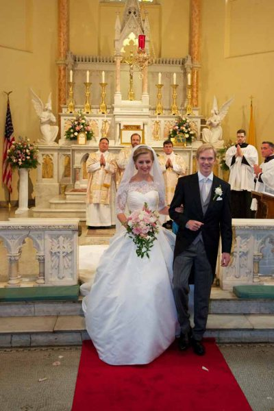 Kathleen jansen wedding