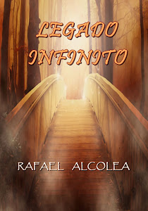 LEGADO INFINITO. Lee este éxito editorial en Amazon.