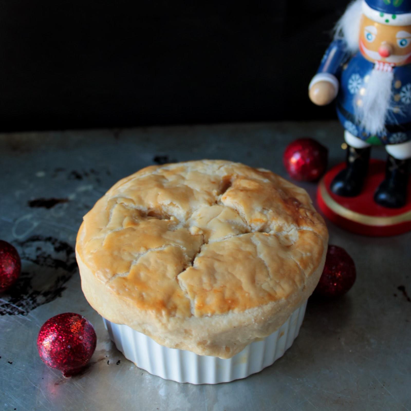 Food Nasty: Christmas Ham Pot Pie!