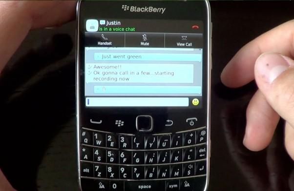 Bbm Voice Chat