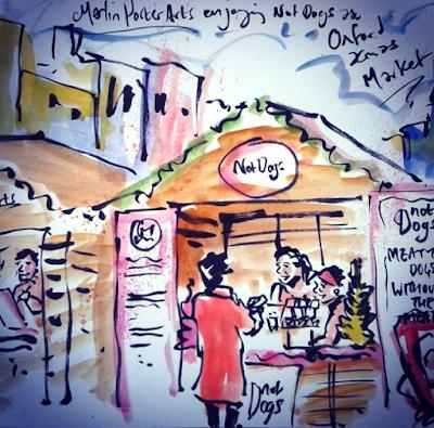 Oxford Christmas Market
