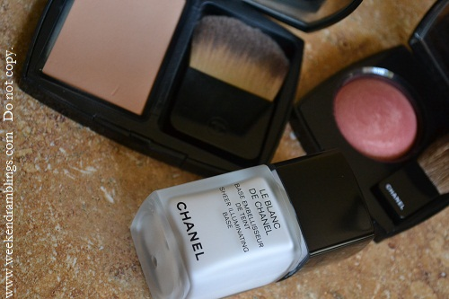 Chanel MAC EOTD FOTD' border=