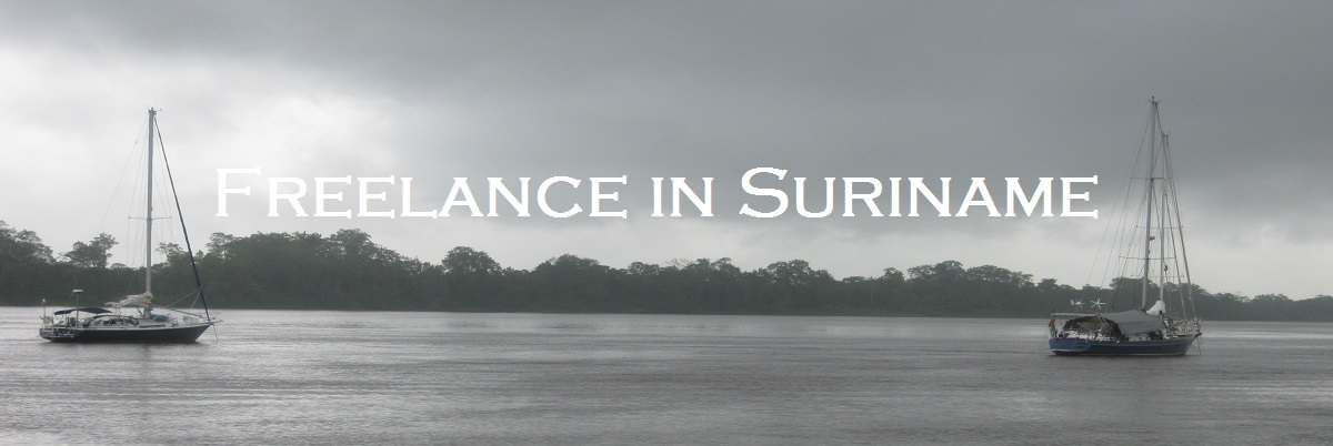 Freelance in Suriname