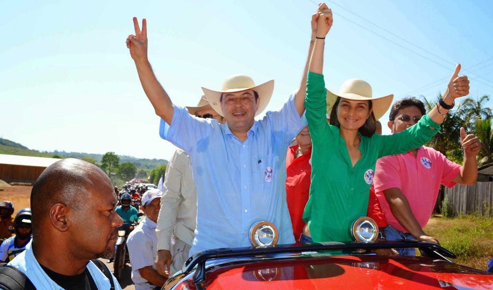 Apuí também quer Eduardo Braga de volta ao governo