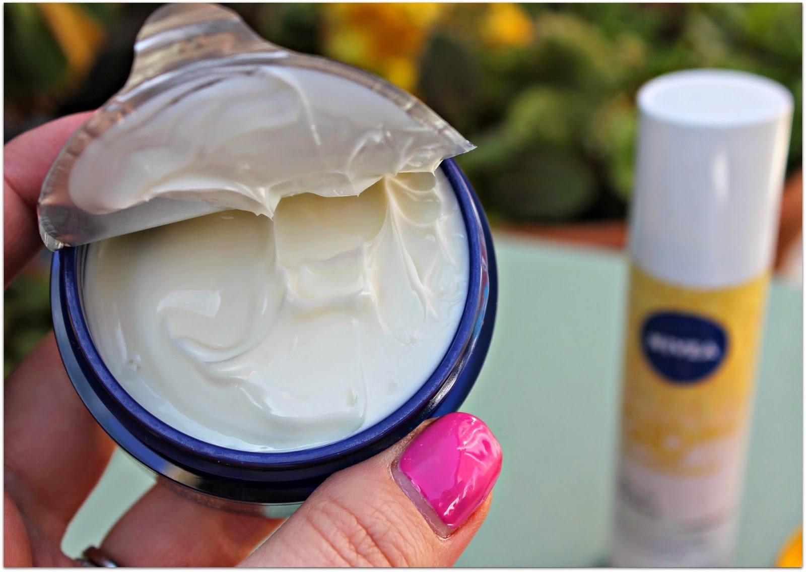 Nivea Q10 plus Anti Wrinkle eye cream