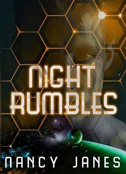 nancy janes, night rumbles, christian fantasy, christian fantasy book