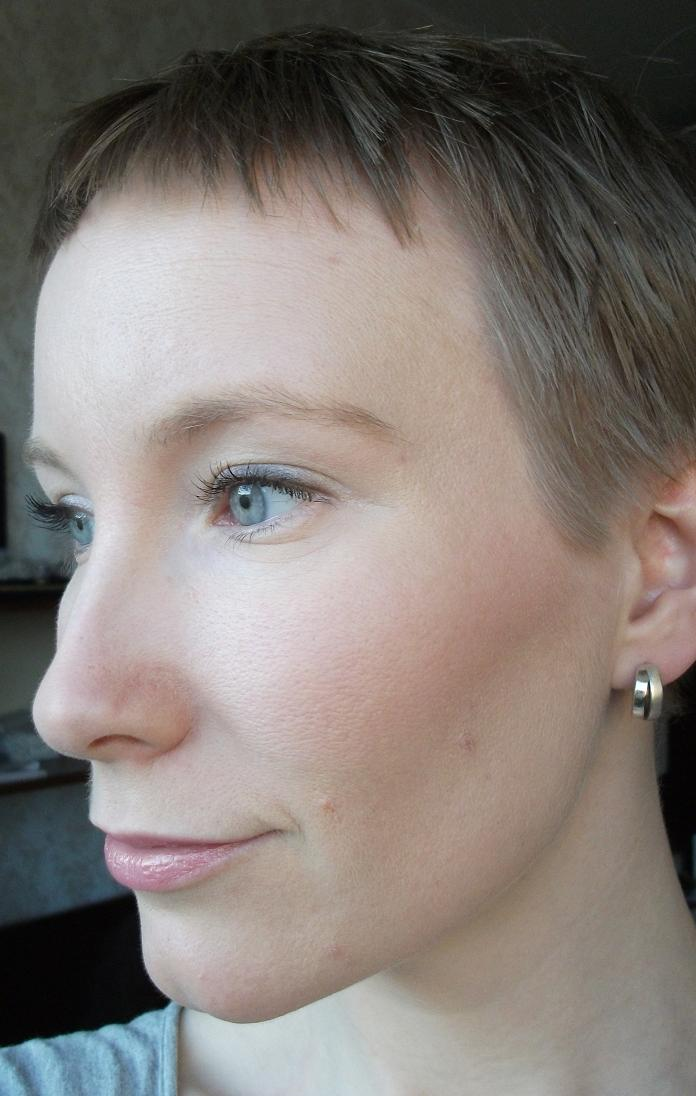 I R Pale Fotd Using Jane Iredale S Starter Kit In Fair