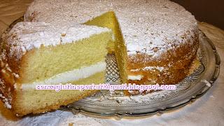 Torta Paradiso Senza Glutine