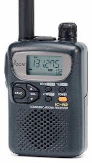 Icom IC R2