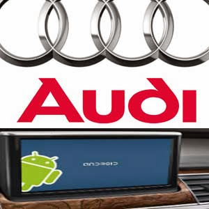 Google and Audi are Being Developed Android in Car
