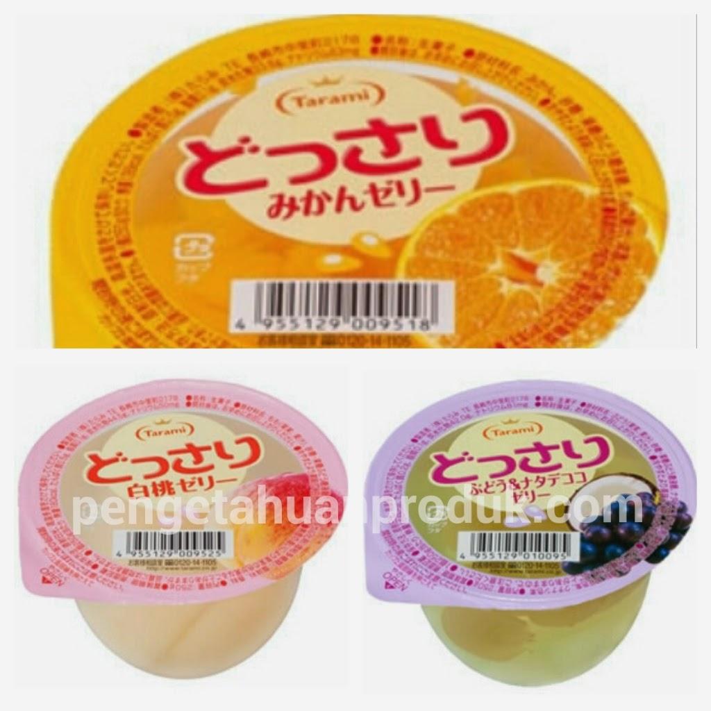 Harga Tarami Fruit Market, Buah Berbentuk Jeli Asal Jepang