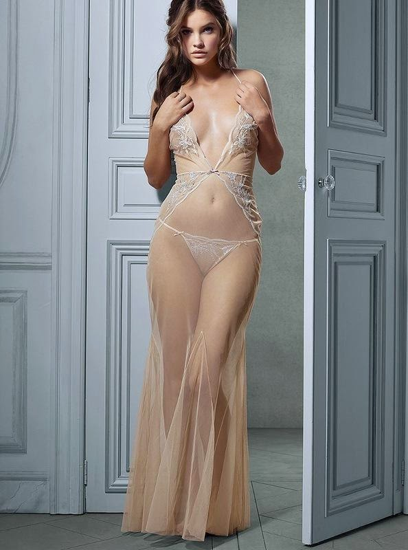 The most beautiful models lingerie for the bride on the wedding ...
